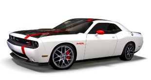 2021 Dodge Challenger ACR renderings