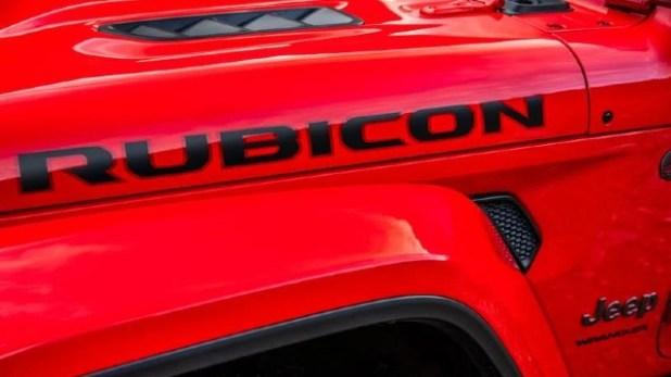 2022 Jeep Wrangler Rubicon EV release date