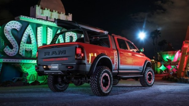 2021 Ram Macho Power Wagon concept