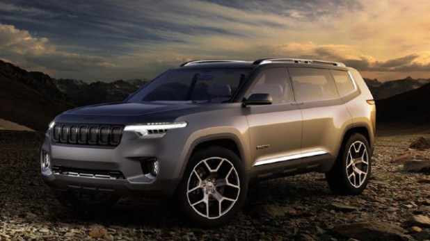 2022 Jeep Wagoneer Desert Rated design