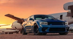 2021 Dodge Charger SRT Hellcat design