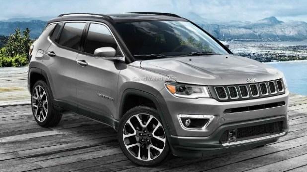 2022 Jeep Compass hybrid