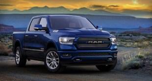 2022 Ram 1500 facelift