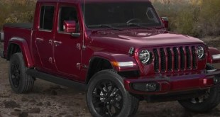 2021 Jeep Gladiator Sport changes