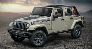 2021 Jeep Wrangler Rubicon Recon design