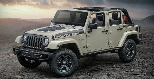 2021 jeep wrangler rubicon recon coming to australia