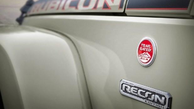 2021 Jeep Wrangler Rubicon Recon price