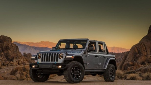 2021 Jeep Wrangler 4xe release date