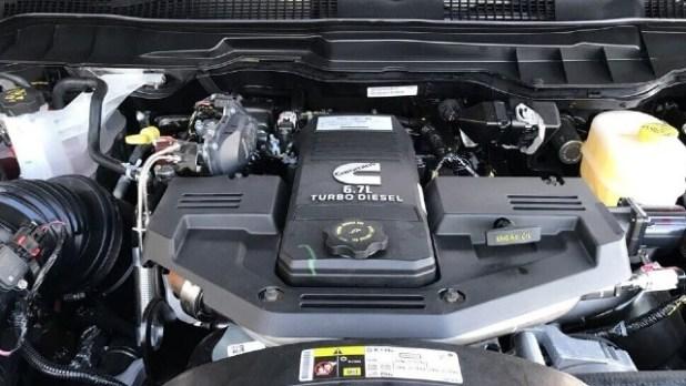 2022 Ram HD diesel