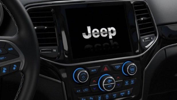 2021 Jeep Wrangler 80th Anniversary Edition interior