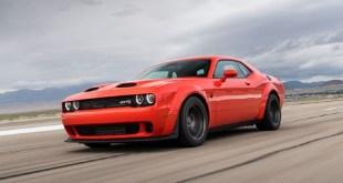 2021 Dodge Challenger SRT Hellcat price