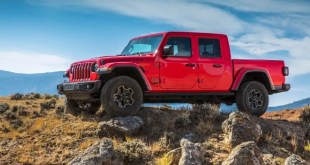 2022 Jeep Gladiator Rubicon