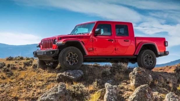 2022 Jeep Gladiator Rubicon