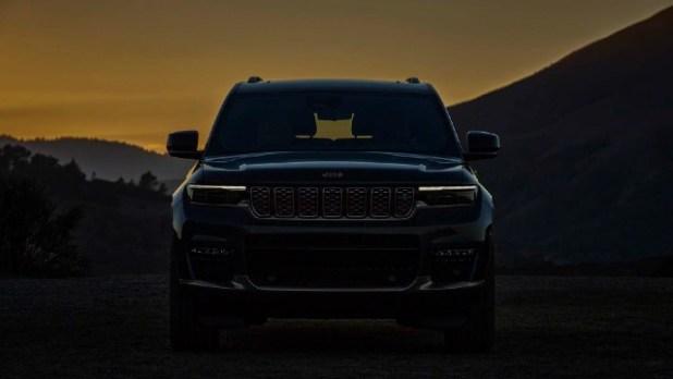 2022 Jeep Grand Cherokee L Specs