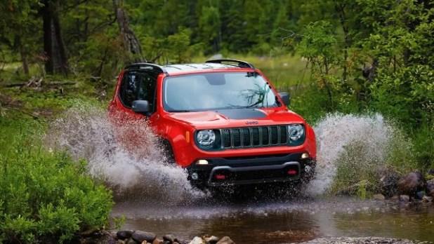 2022 Jeep Renegade specs