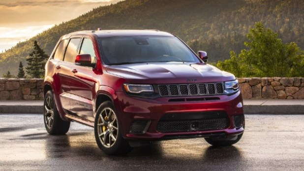 2022 Jeep Grand Cherokee Trackhawk Price
