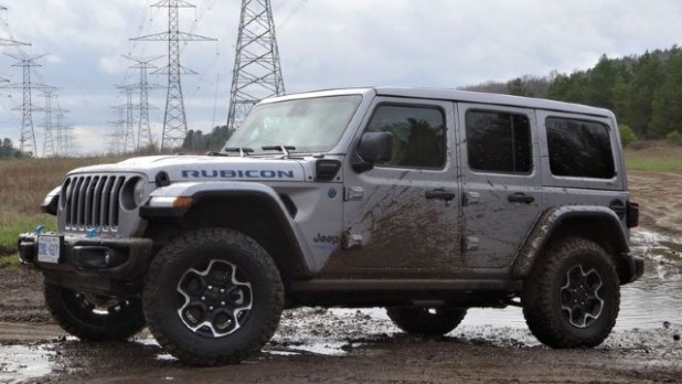 2022 Jeep Wrangler Unlimited Rubicon 4xe price