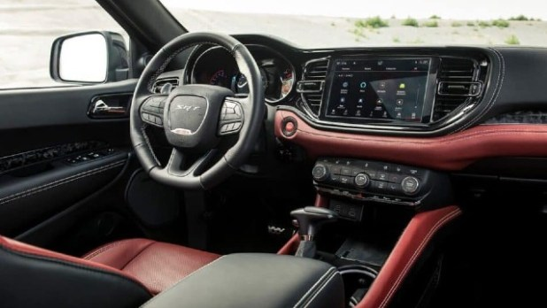 2023 Dodge Durango SRT interior