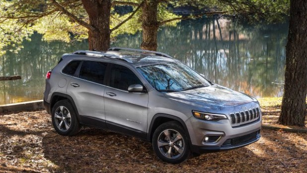 2023 Jeep Cherokee redesign