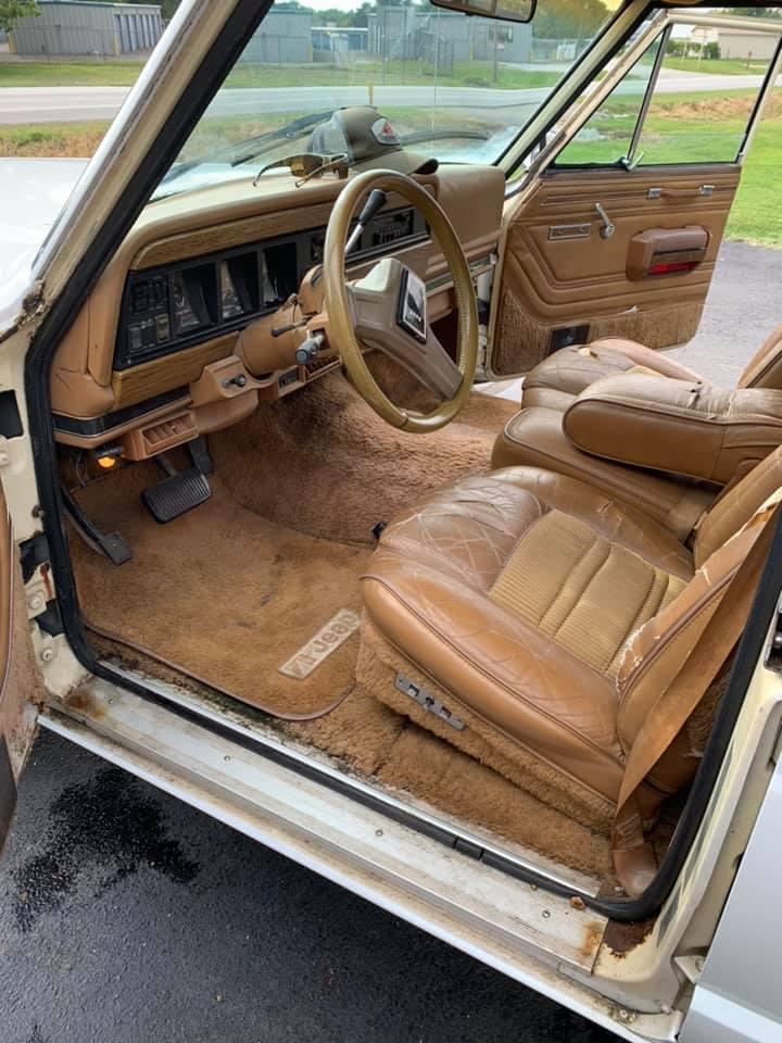 Craigslist Fayetteville Ar Cars : craigslist, fayetteville, Grand, Wagoneer, Fayetteville,