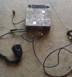 amc am fm and cb radio how to wire it ecj5 cb radio diagram cb radio wiring [ 2592 x 1456 Pixel ]