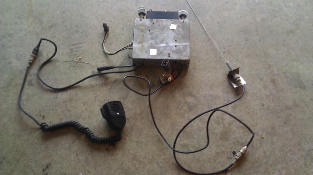 medium resolution of amc am fm and cb radio how to wire it ecj5 cb radio diagram cb radio wiring