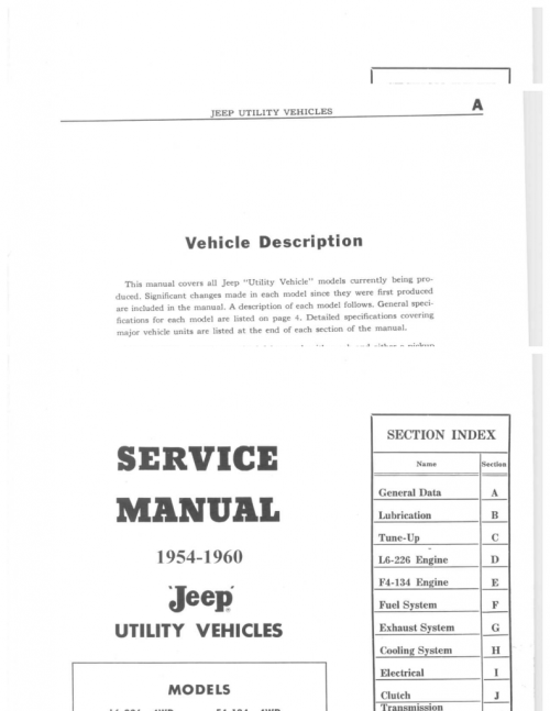 small resolution of servicemanualutilitytruck1954 1960 1 servicemanualutilitytruck1954 1960 2