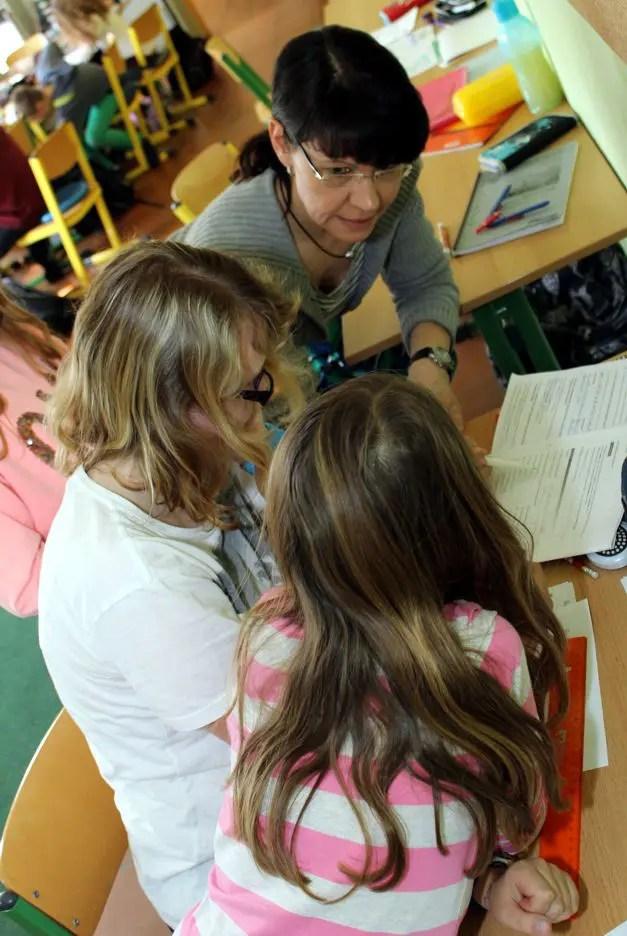 Musterschule Bangt Ums überleben Jeetzeschule
