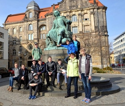 Magdeburg Petrosawodsk Jeetzeschule