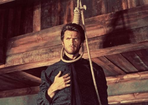 Rwa kulszowa i rwa gruszkowata - mięsień gruszkowaty zaciska się na nerwie kulszowym, jak pętla na szyi Clinta Eastwooda