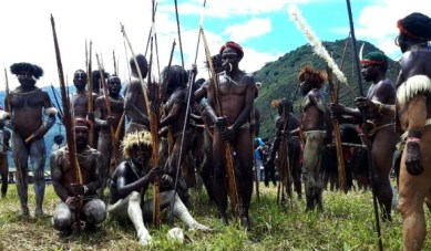 culture in baliem valley