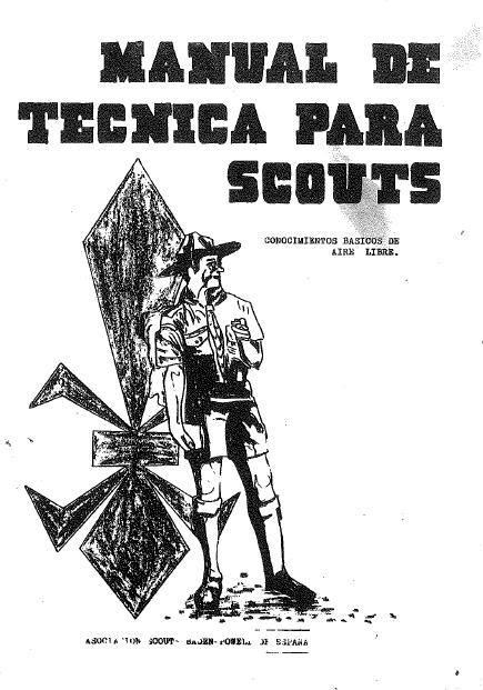 Manual de Tecnicas para Scouts
