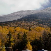 RVing through New England's fall foliage