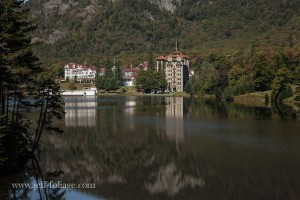 fall foliage color has yet to come to Dixville notch and the balsams