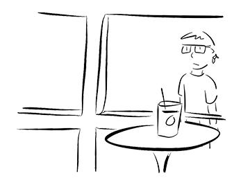 Jeff outside