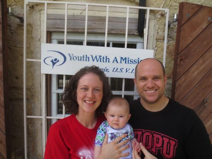 YWAM Missions Trip- The Mootz's