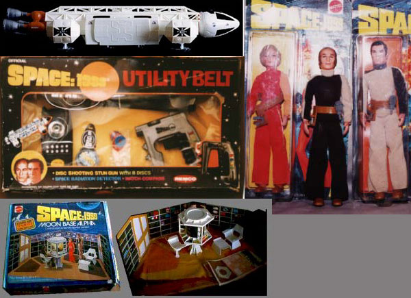 Pretty Living Room Friday Geek Out: 70s Sci-fi Playsets | Jeffandwill.com