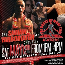 Shawn Yarborough seminar-1