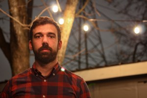 Houston Photographer – Portrait at Night