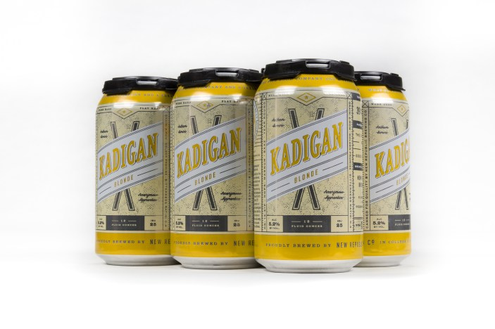 New Republic Brewing - Kadigan