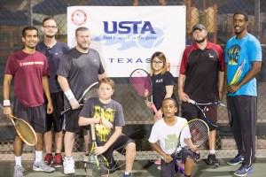 Houston Adaptive Tennis Progra