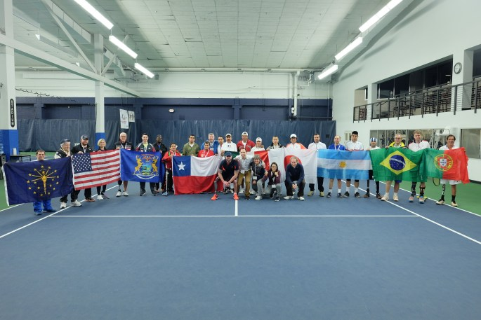 29 competitors representing 11 countries around the world at the USA TAP OPEN.
