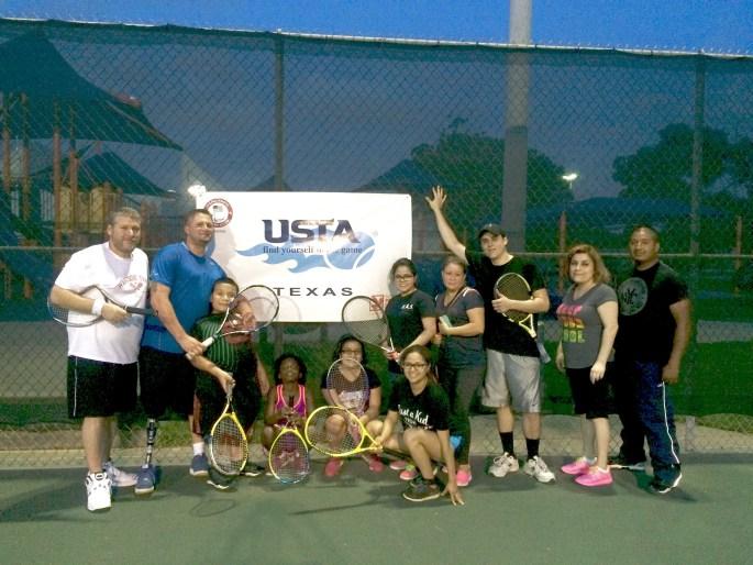 USTA Adaptive Tennis Houston