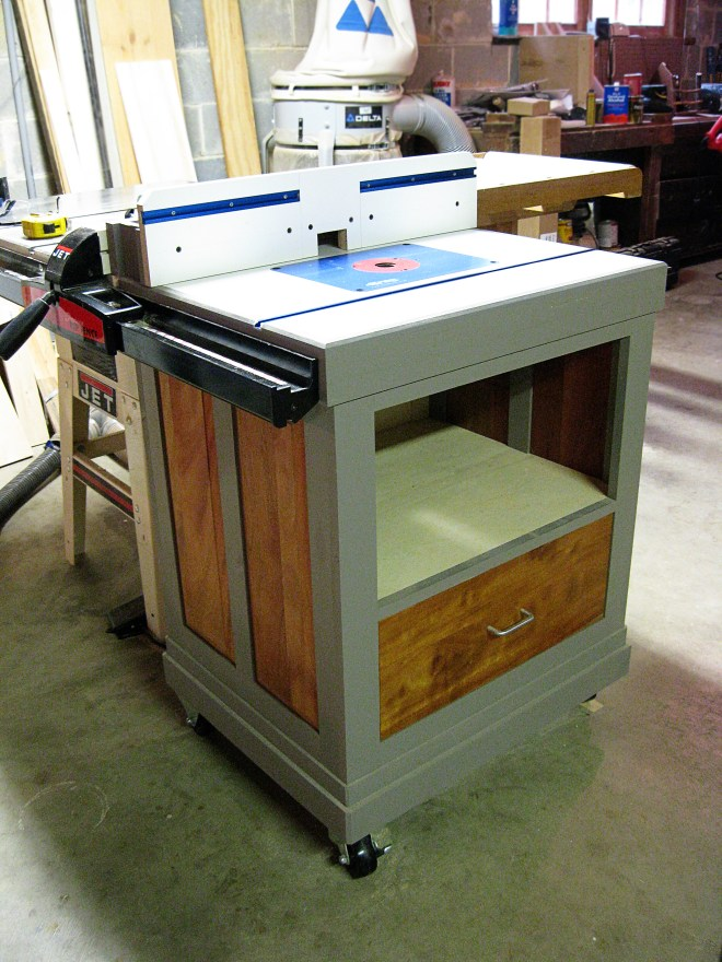 Norm Abrams Router Table Plans