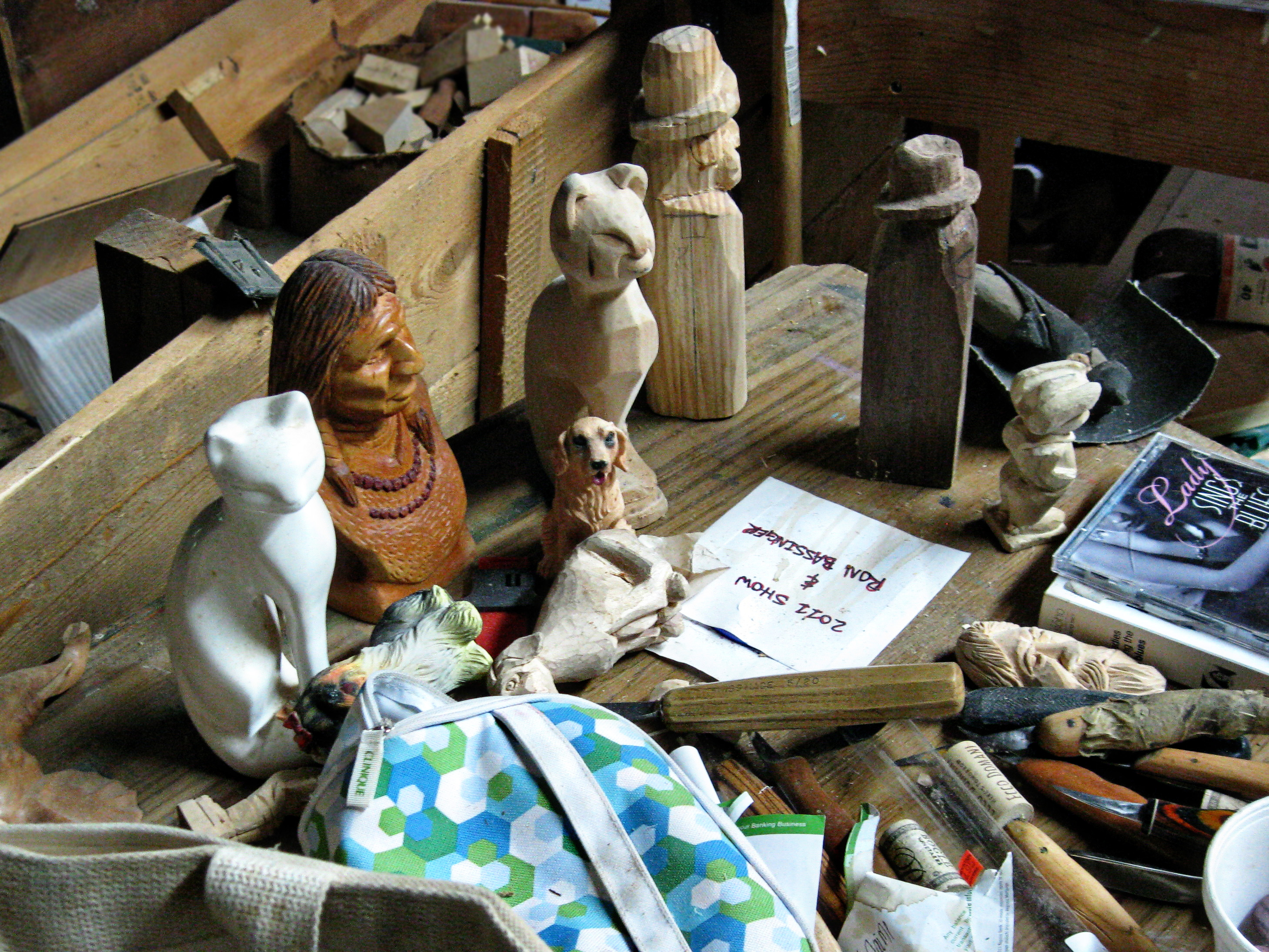 TH Woodcarver