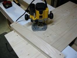 I use a jig to help form the tenon.