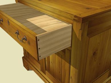 Bedside Table 2