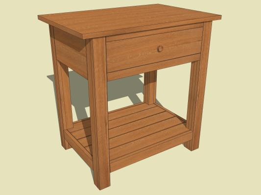 Dobson Side Table 1