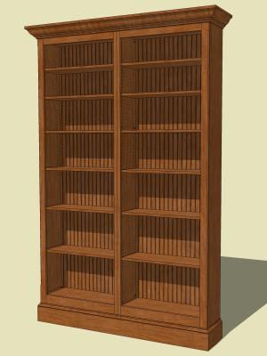 The Massive Bookcase 1