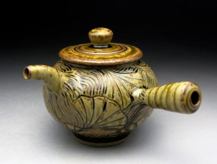 Michele Hastings Ginkgo Teapot